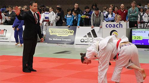 Judo MV - Kampfrichter